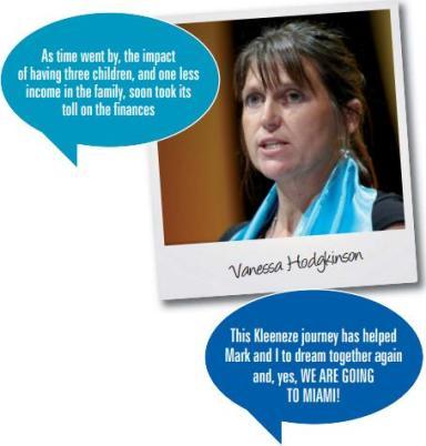 Vanessa Hodgkinson